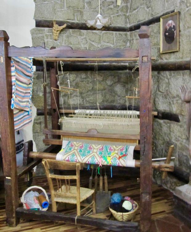 Calabrian textiles