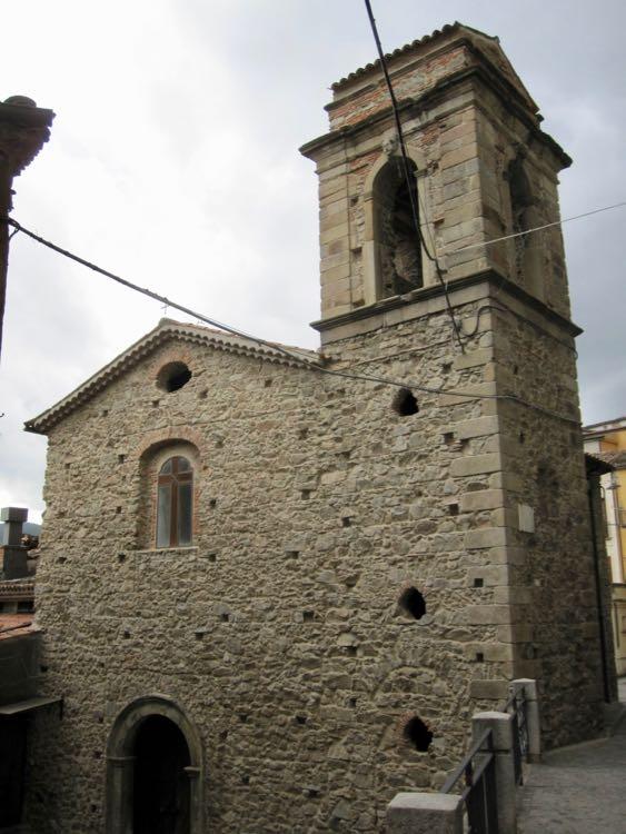 Calabrian church