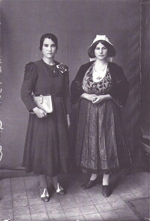 women from San Giovanni in Fiore