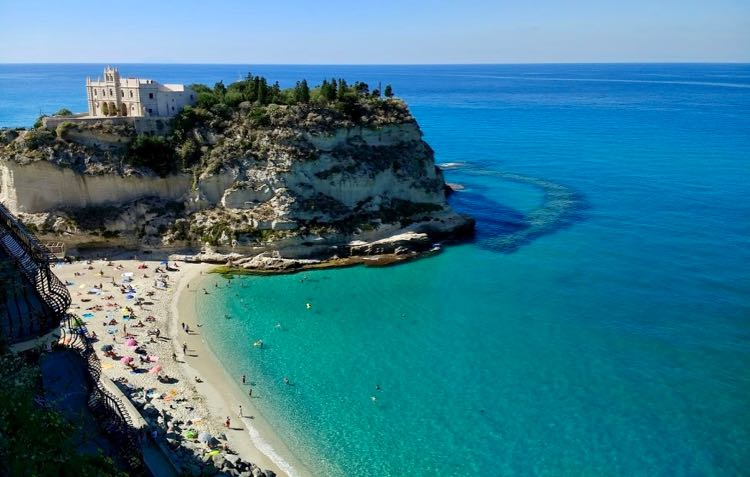 vacation in Calabria