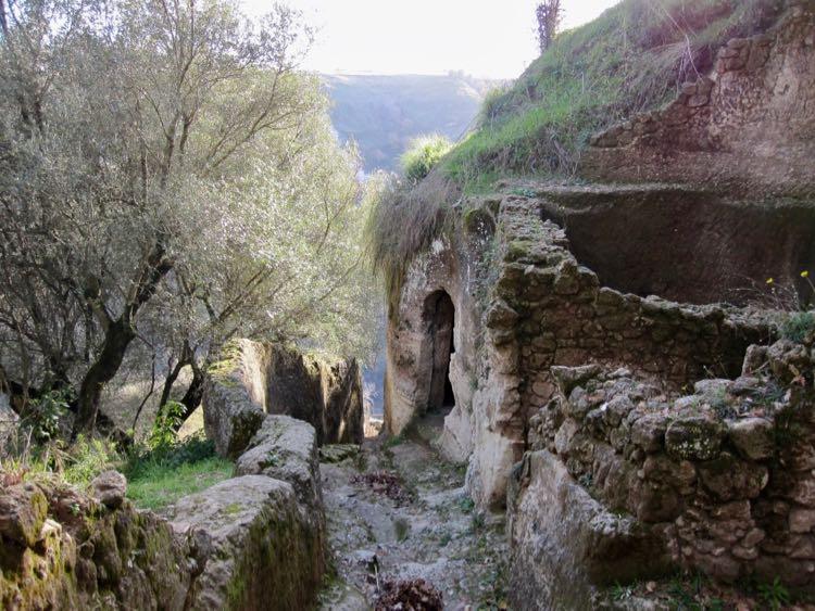 Italian grottos