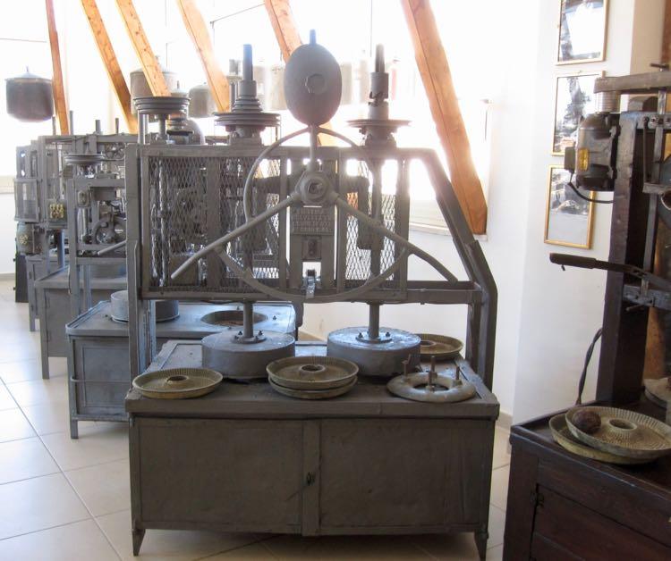 Bergamot museum