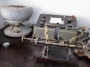 Bergamot lab equipment