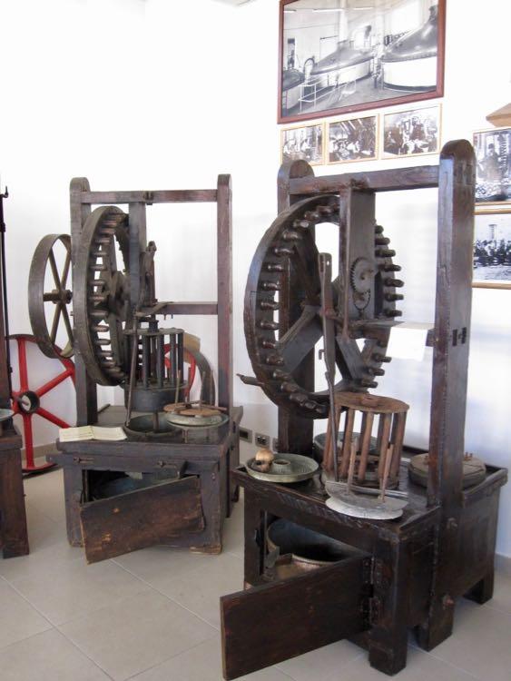bergamot oil machine