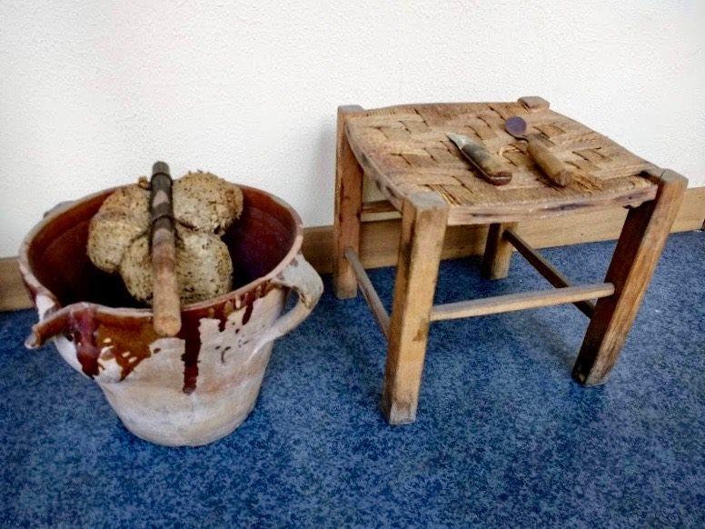 historic bergamot tools