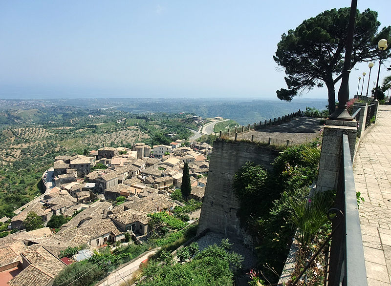 Calabrian village