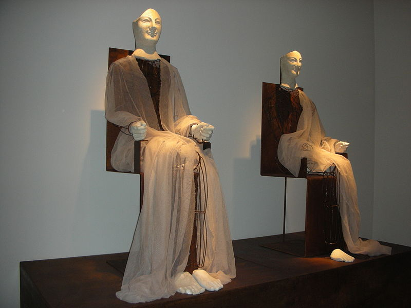 acrolith sculpture