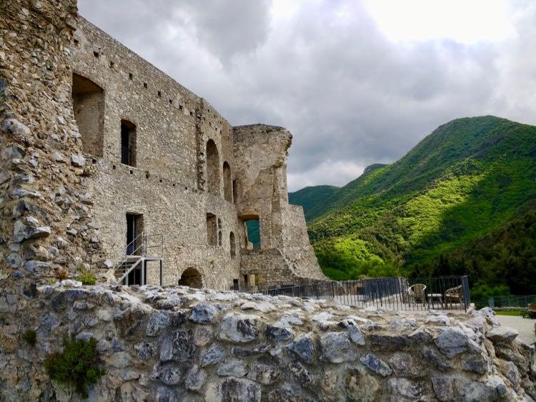 Castello Normano-Svevo Morano