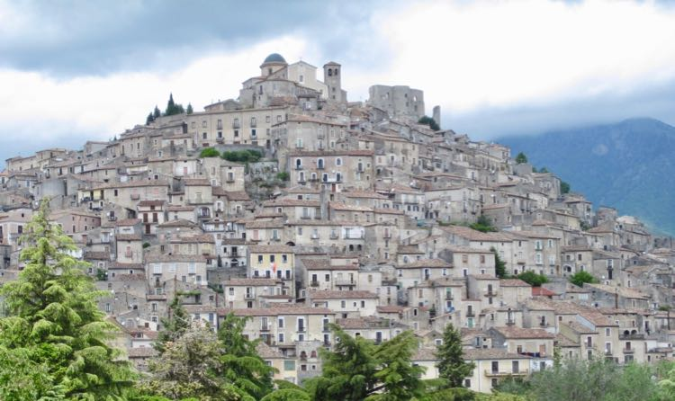 Morano Calabro, Borghi più belli d'Italia