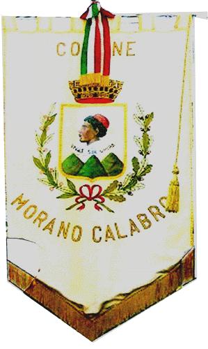 Morano Calabro flag