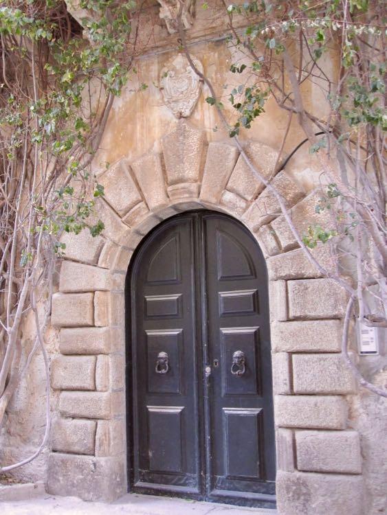 Doorway of Tropea, Calabria