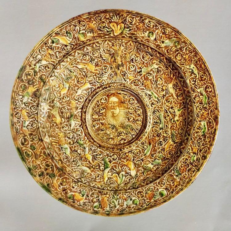 antique ceramic from Calabria