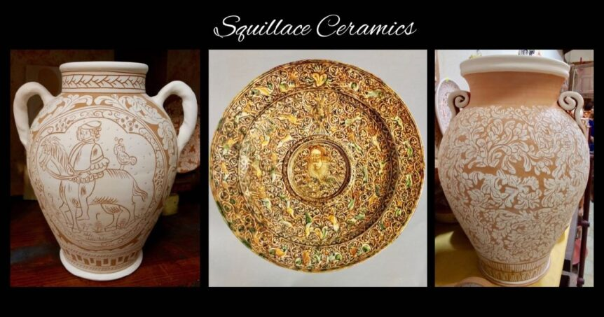 Squillace ceramics