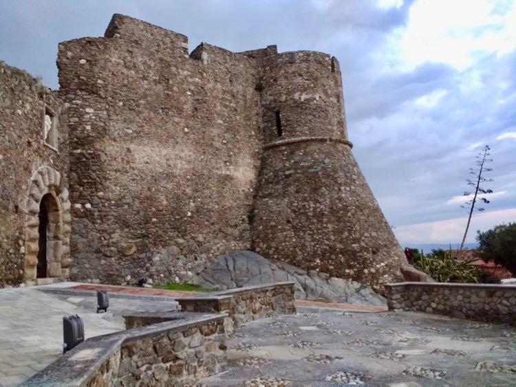 Calabria castle