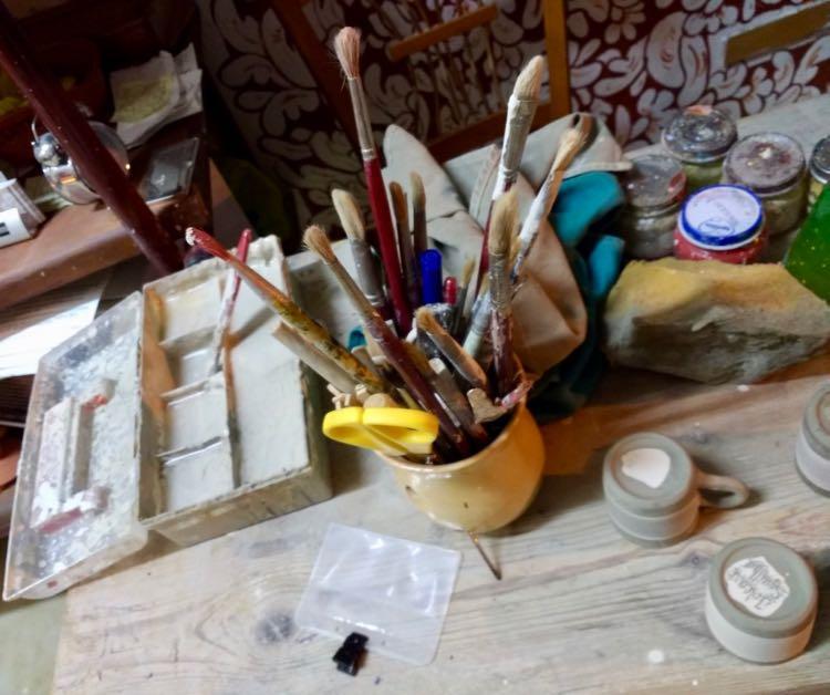 Squillace ceramic workshop